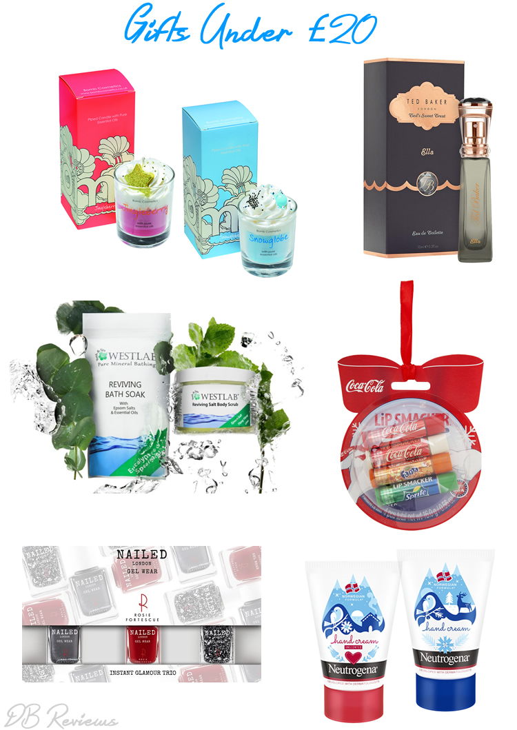 Christmas Gift Ideas Under 20
