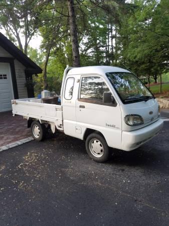 Find This 2007 Vantage Mini Truck For In Redding Ct 6 000 Via Craigslist