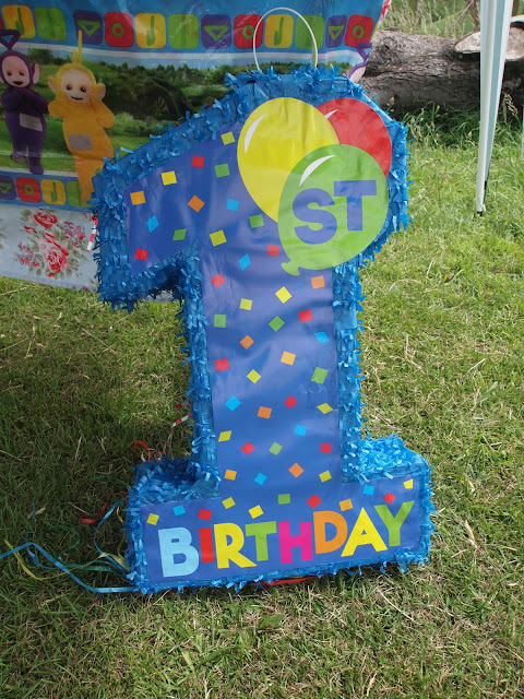 First Birthday Piñata