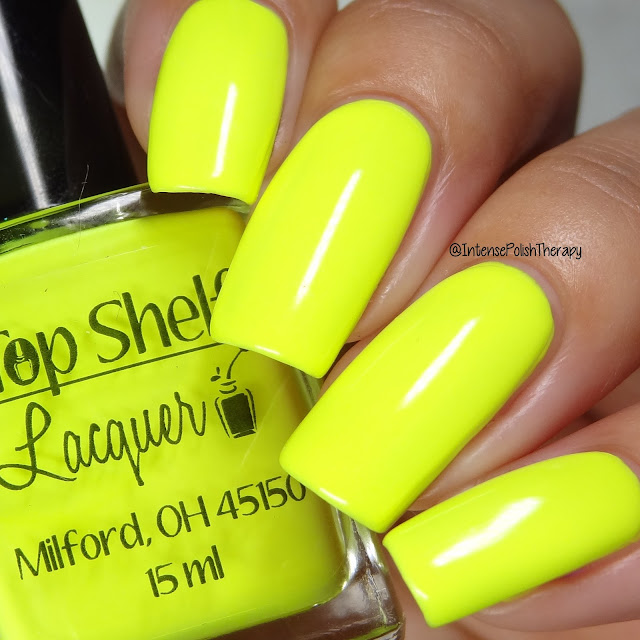 Top Shelf Lacquer - Pineapple Coconut Smoothie