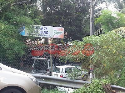 Misi Percutian Ke Johor Bahru Sukses ! Zz Sup Tulang Singgah Selalu Kacang Pool Haji ABC Bomba Larkin