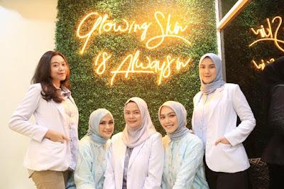 ZGlow Clinic Skincare Treatment Depok, One Stop Beauty Clinic di Depok