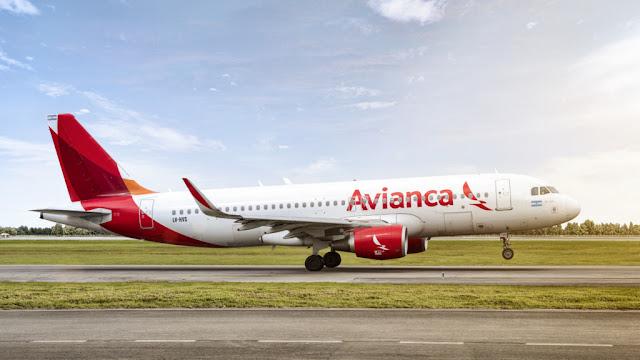 Avianca Argentina recibe prepara inicio de operaciones a Brasil con un Airbus A320