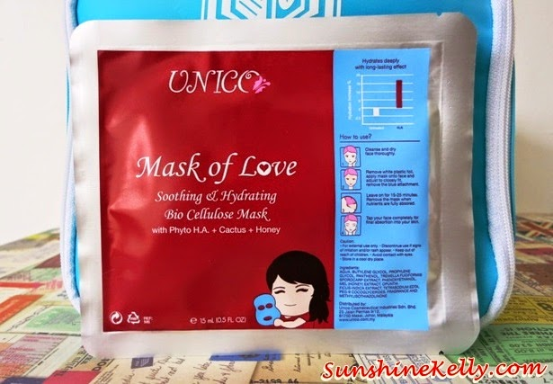 Unico Mask of Love, Stay Beautiful & Read On Bag of Love, Bag of Love, CK One Red, Uberman Hydrating MIst, Hove Hair Intense Repair, Miacare Acne Patch, Covo HD BB Cream, Human Nature, Overnight Elixir, Mask of Love, Unico, Philosophy, Hope in a jar, Nuxe nirvanesque, beauty bag