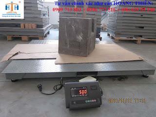 Sản phẩm cân sàn yaohua 12mx12m ở hth scale