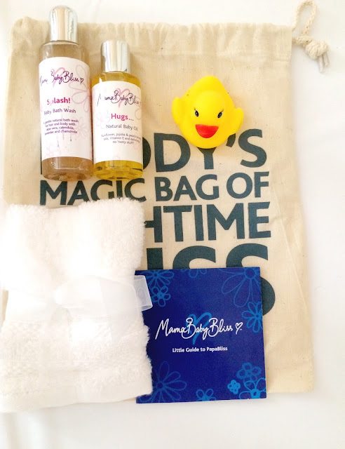 fathers day gift set of baby products
