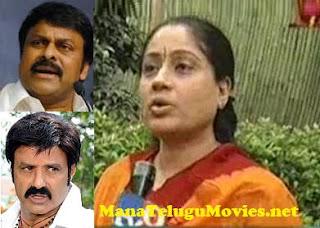 Hanging with the life: Vijayashanthi Talks about Chiru ...Vijayashanthi Kids