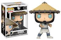 Funko Pop! Raiden