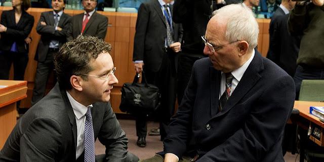 Το σχέδιο Σόιμπλε για εγκλωβισμό της Ελλάδας