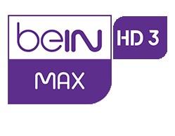 مشاهدة قناة بي ان سبورت ماكس beIN SPORTS MAX 3 HD اون لاين بث حي ومباشر