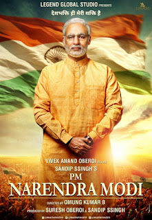PM Narendra Modi First Look Posters 4