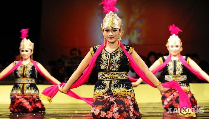 Gambar Tari Lengger, Tarian Tradisional Jawa Tengah