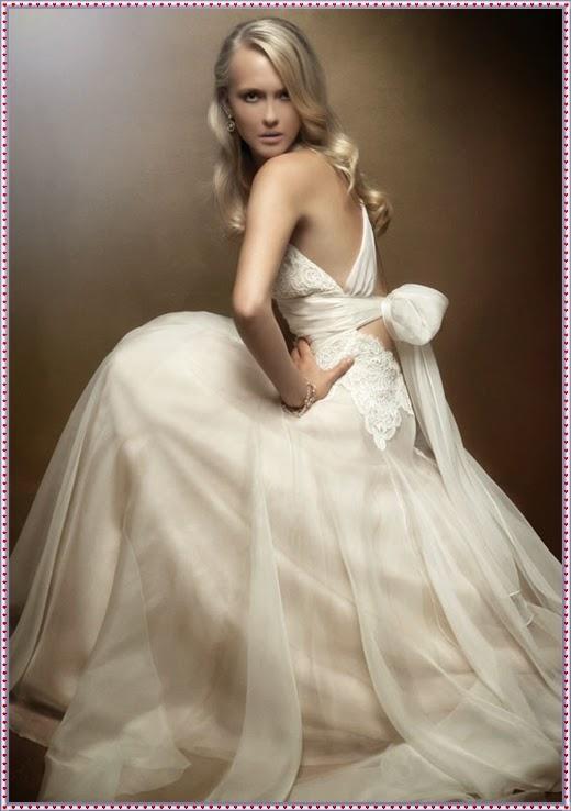 Brautkleider 2014 von Amy Michelson