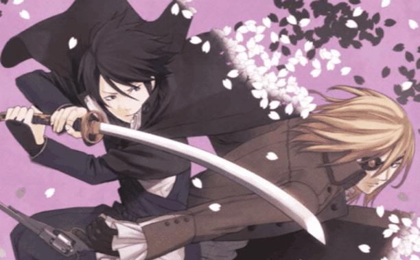Bakumatsu Kikansetsu Irohanihoheto - Daftar Anime Samurai Terbaik Sepanjang Masa