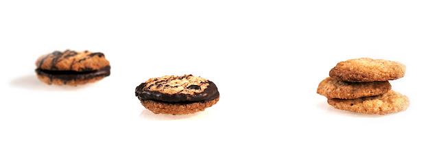 Kakor Havreflarn et Chokladflarn