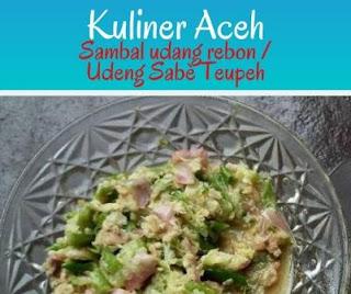 Kuliner sambal