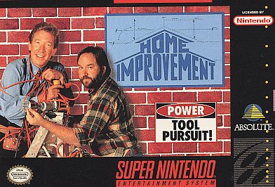 Home Improvement (SNES) Game Review