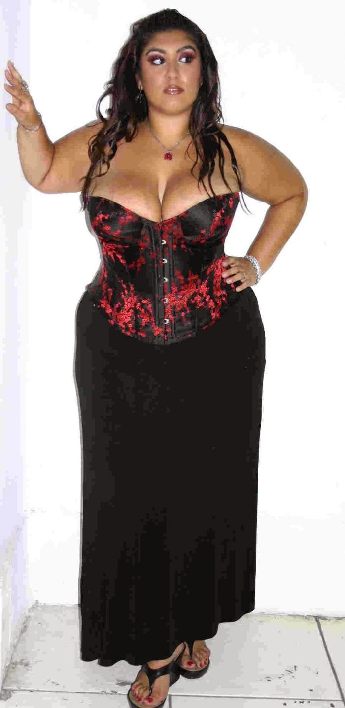 Plus Size Hot Models - Curvy Girls And Their Fashion Plus -8768