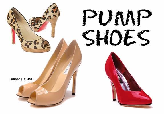 Sepatu Pump Shoes