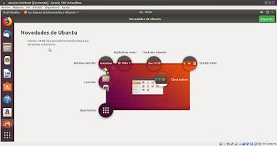 Novedades de Ubuntu