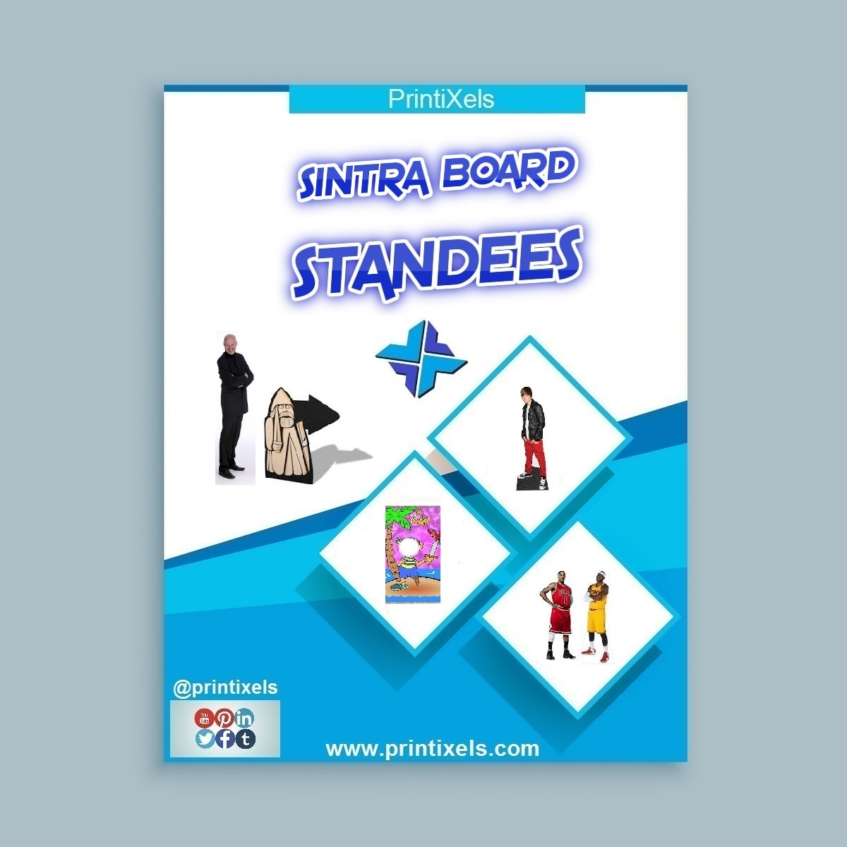 Sintra Board Standees