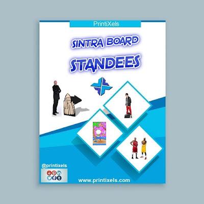 Sintra Board Standees