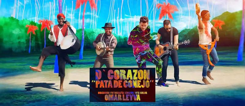 D´CORAZON - ¨Pata de Conejo¨ - Videoclip - Dirección: Omar Leyva. Portal Del Vídeo Clip Cubano - 01