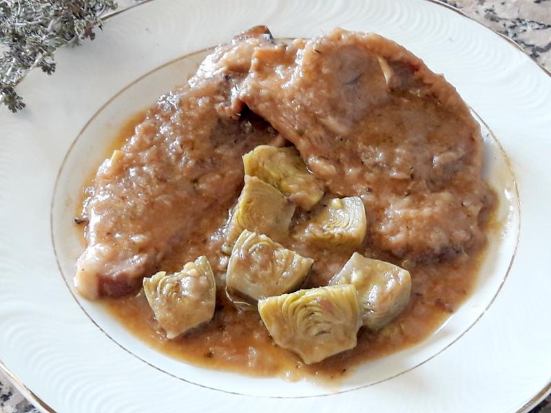 Cocinar no es dif cil pru balo paletilla de cordero for Cocinar paletilla de cordero