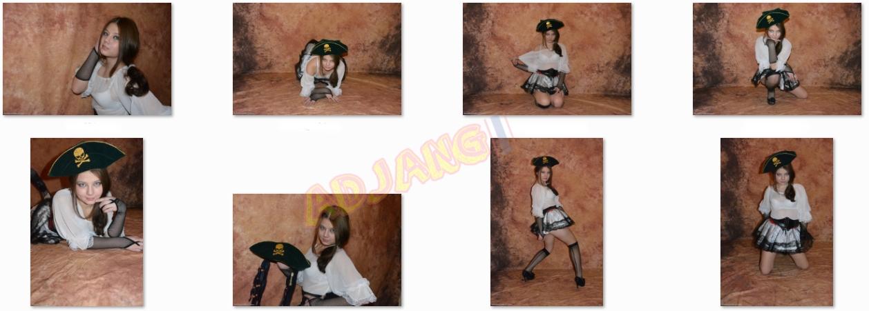 solo photo sets silver starlets co kleofia   pirate 1