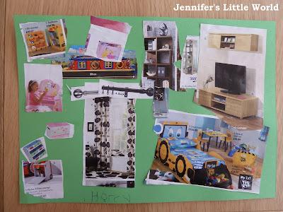Design a room activity for children
