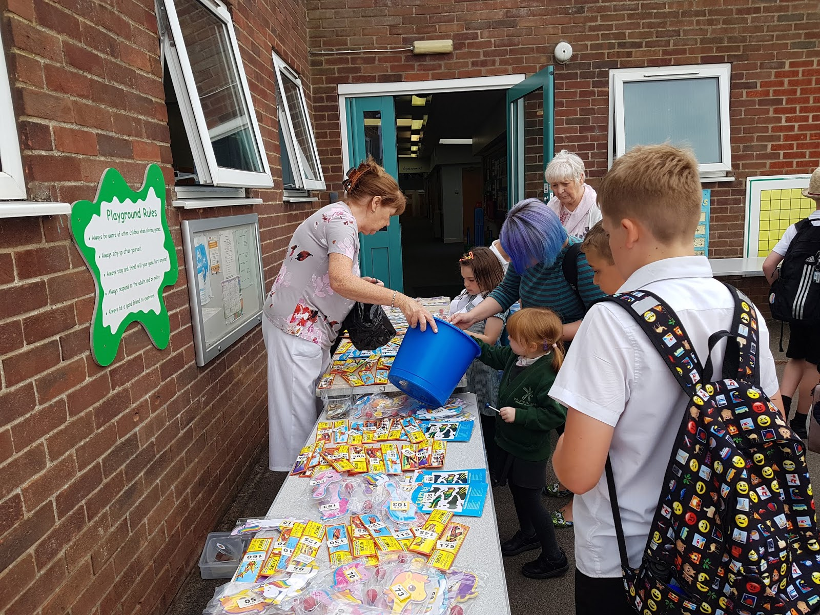 Waltham Leas: Summer Fair