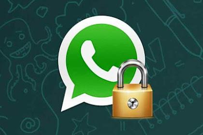 Cara Melindungi dan Mengamankan Whatsapp agar Tidak Disadap Hacker