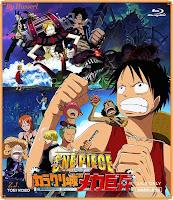 One Piece Movie 07: Karakuri-jou no Mecha Kyohei Subtitle Indonesia