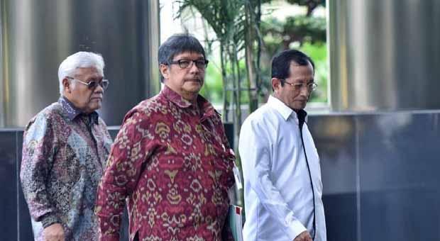 Mulya Efendi Siregar Sambangi KPK