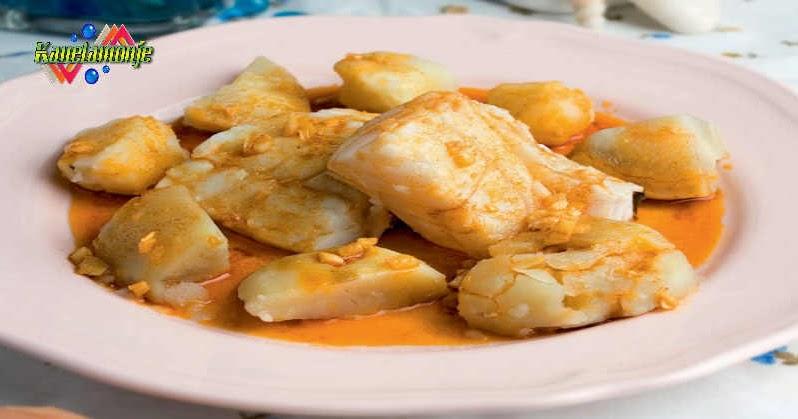 Bacalao a la gallega kanelamonje recetas de cocina - Cocinar bacalao desalado ...