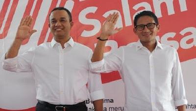 Muhammadiyah DKI Resmi Dukung Anies-Sandi di Putaran Kedua