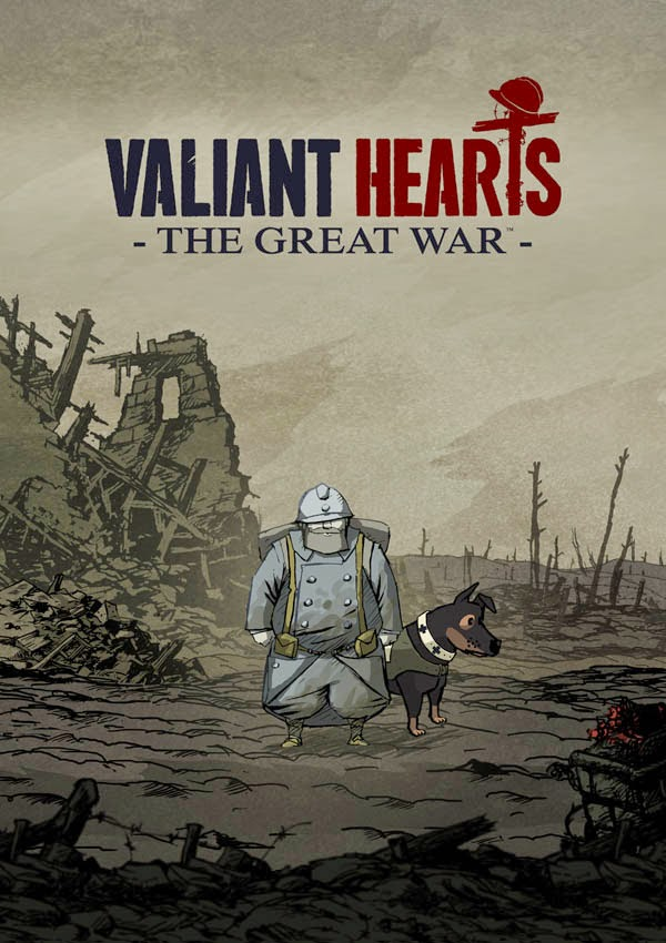 Valiant Hearts The Great War ESPAÑOL PC Full