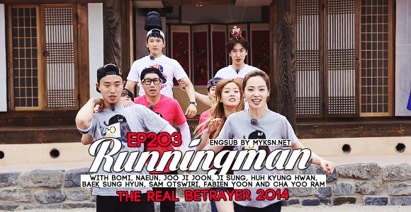Running man episode 203 english sub - Watch paraiso march 27