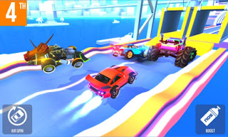 SUP Multiplayer Racing Modapk Unlimited Money 1.3.4