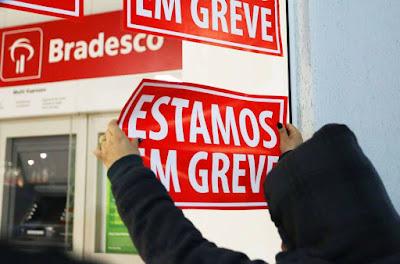 FIM DA GREVE: Bancários terminam a greve. Trabalhadores da Caixa, porém, continuam paralisação.