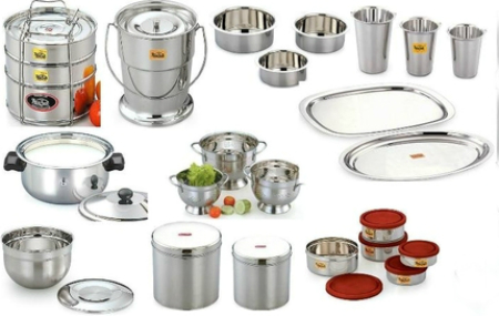 Kitchen Materials Endearing Different Types Of Utensils Used In Kitchen ~ Indian B2B . 2017