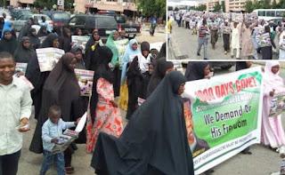 Tokoh Syiah Nigeria 1.000 Hari Ditahan, Pendukungnya Turun ke Jalan