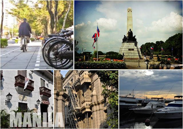 Manila Heritage Attractions