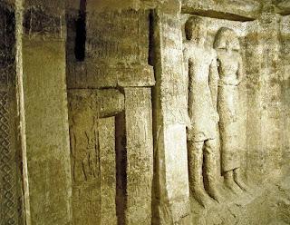 مقابر فريزر بجبانة طهنا الجبل 8