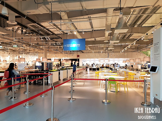 Jb New Ikea Store At Tebrau In Johor Bahru Bpdgtravels