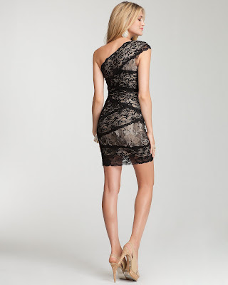 floral lace back short dress