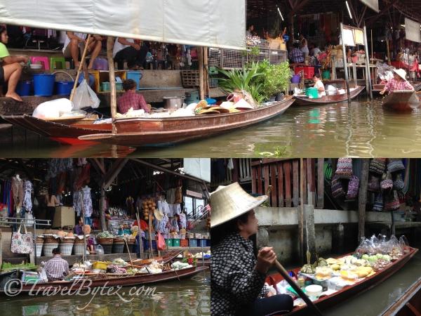 Visting Damnoen Saduak Floating Market again (ตลาดน้ำดำเนินสะดวก)