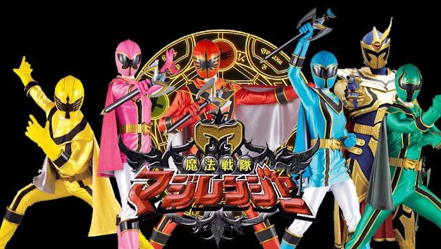 Mahou Sentai Magiranger Sub Indo