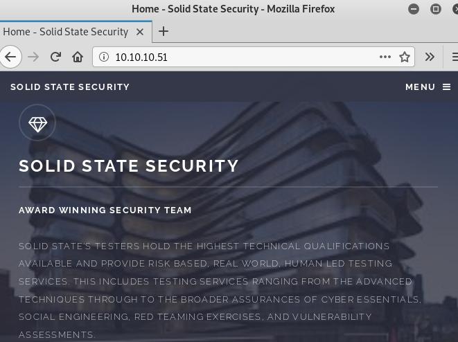 Whitelist: SolidState