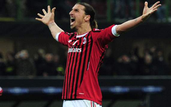 All Football Stars: Zlatan Ibrahimovic Swedish Player Profile and Pictures 2012